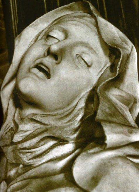 teresa ecstasy bernini saint st theresa