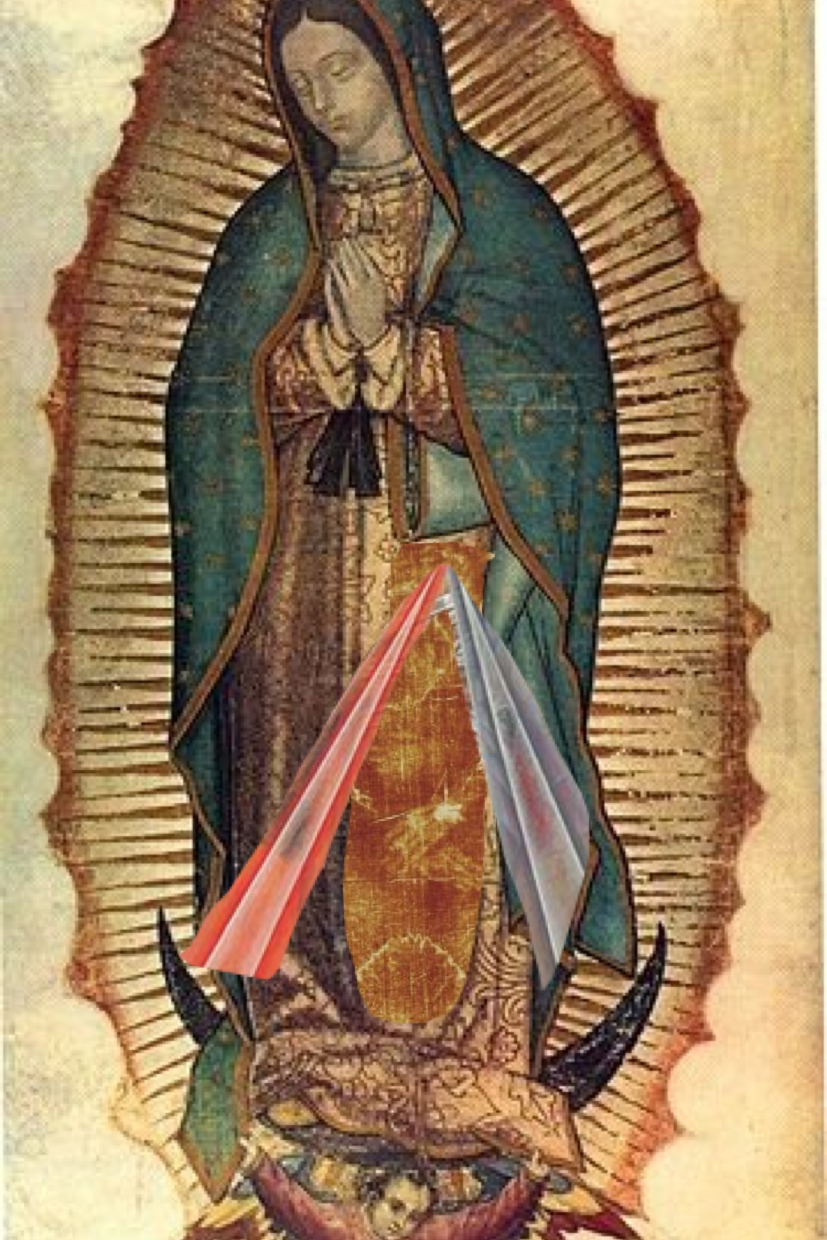 our lady of guadalupe embracing your greatness