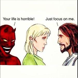 devil liar